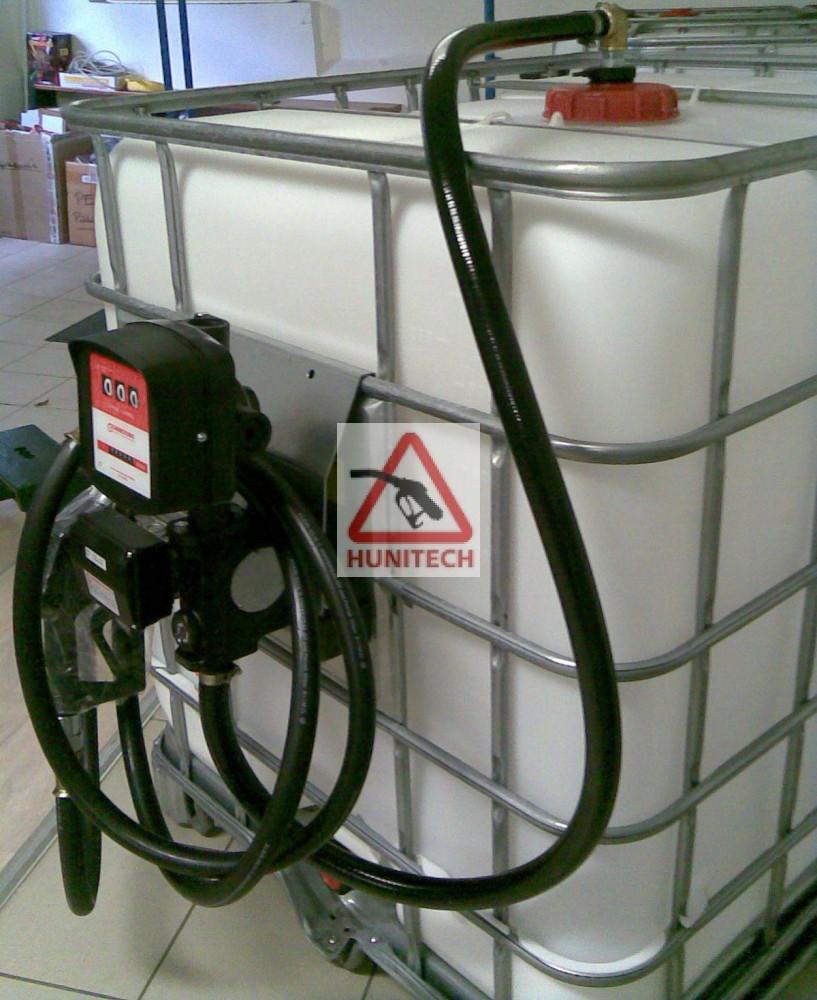 S-50 Gázolaj szivattyú, 230V 1000MF kit
