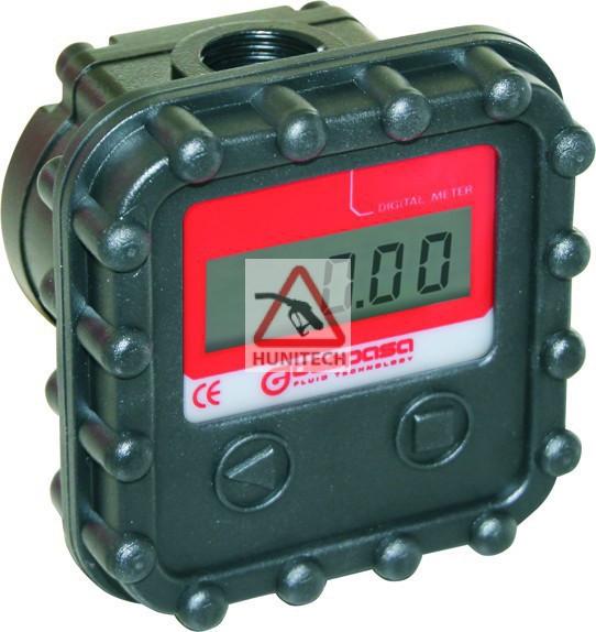 MGE-40 Digitális átfolyásmérő Olajszivattyúhoz