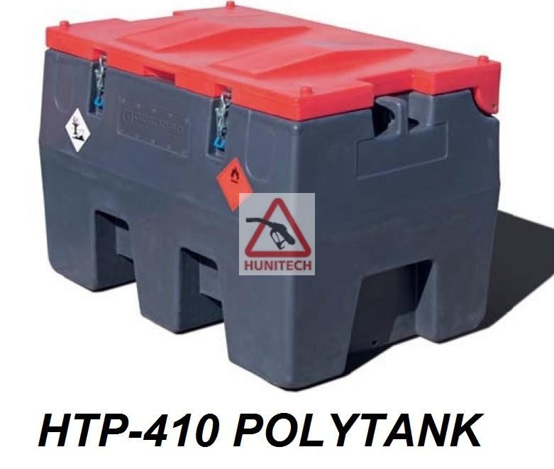 HTP-410 POLYTANK-ECO , 12V, szállítható gázolajtartály