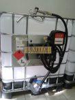Új IBC tartály 1000 literes + S-50 230V. 1000M kit