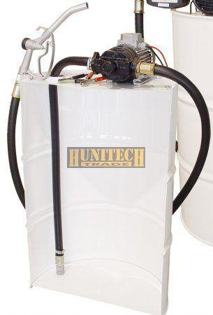 AG-90H gázolaj szivattyú szett 12VDC 60-70 l/perc