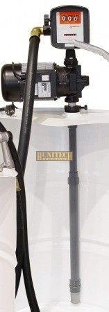 SAG-100V. gázolaj szivattyú, szett, 230V 75-85 l/perc