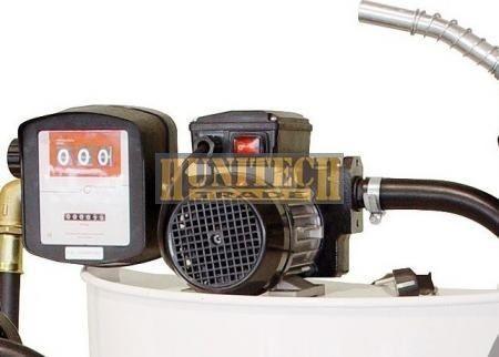 S-50H, gázolajszivattyú, 230VAC 45-50 l/perc,