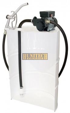 IRON-75H, gázolajszivattyú szett, 230VAC 60-70 l/perc