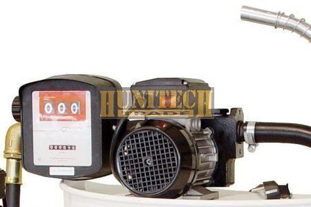 S-75H. gázolaj szivattyú szett, 230V. 60-70 l/perc