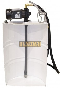 AG-100V. gázolaj szivattyú, szett, 230V. 85 l/perc