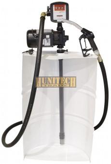 SAG-100V. gázolajszivattyú, 230V, 75-85 l/perc, PA-80 automata kimérőpisztoly