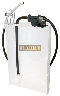 IRON-50H. gázolaj szivattyú, szett 0,3kW 12VDC 40-45 l/perc