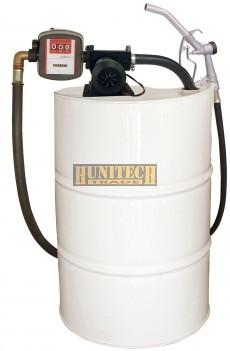 S-50H. gázolajszivattyú, szett, 12V. 40-45 l/perc