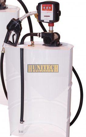 S-50H. Gázolaj szivattyú, 24V. 40-45 l/p, PA-60 automata kimérőpisztoly