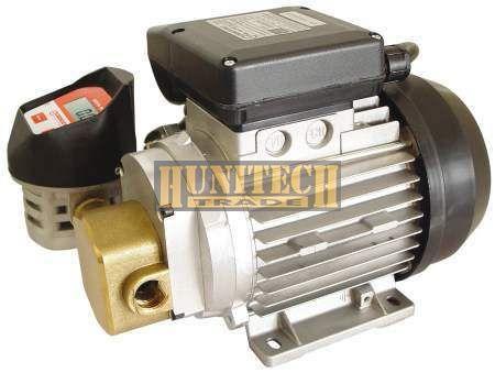 SEA-88 olajszivattyú 0,37kW 230VAC 25 L/perc fogaskerék olajszivattyú mérőórával