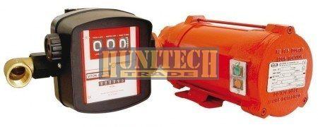 SAG-800 bezinszivattyú 230VAC 60-70 l/perc EExd (Benzin)