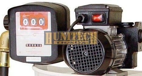 S-50 gázolajszivattyú 230VAC 45-50 l/perc Mérőórával
