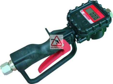 PMGE-40 Kimérőpisztoly olajhoz elektronikus számlálóval olaj szivattyúhoz