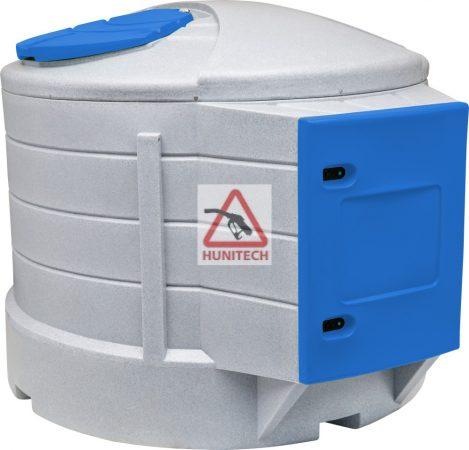 HUNITANK BLUE 5000 literes, WINTER  KOMFORT Adblue tartály, digitális kimérővel