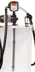Hordó, 24V. gázolaj szivattyú szettek